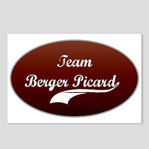 Team Berger Postcards (Package of 8)