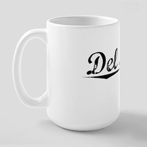 Del Mar, Vintage Large Mug