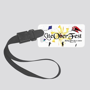 KiteOberFest Front Small Luggage Tag