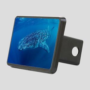 Whale shark Rectangular Hitch Cover