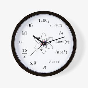 sheldonclocklarge Wall Clock