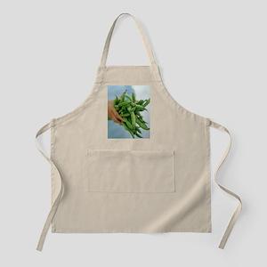 Green beans Apron