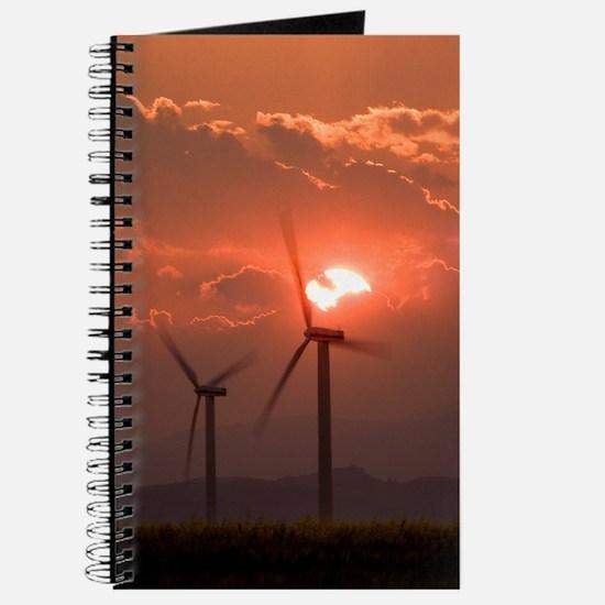 Wind turbines Journal