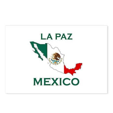 La Paz, Mexico Postcards (Package of 8)