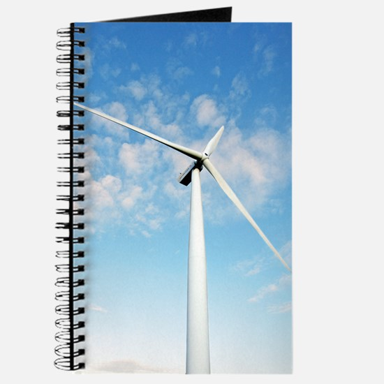 Wind turbine, Denmark Journal