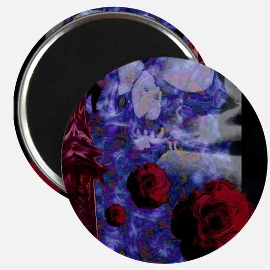 Tower Rose Magnet