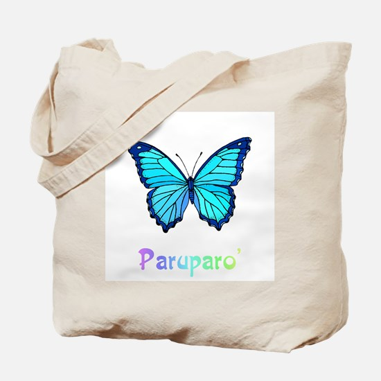 Paruparo' (Butterfly) Gifts Tote Bag