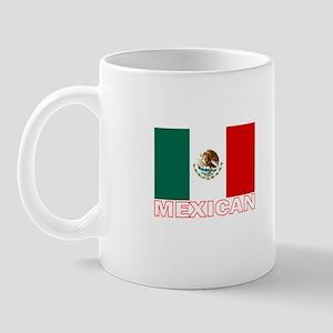 Mexican Flag (Dark) Mug