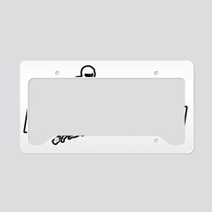 BangDitchesDesign2 License Plate Holder