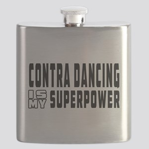Contra Dancing Dance is my superpower Flask