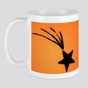 Shooting Star Tattoo Mug