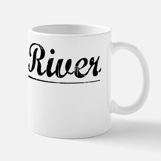 Eagle River, Vintage Mug