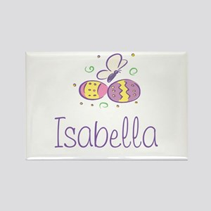 Easter Eggs - Isabella Rectangle Magnet