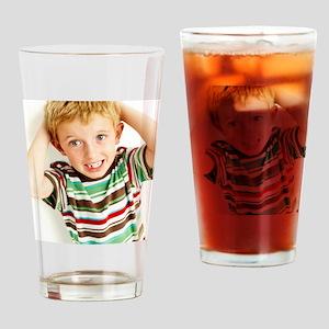 Head lice Drinking Glass