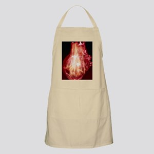 Heart attack Apron