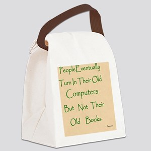 Gel Mousepad Canvas Lunch Bag