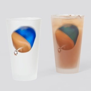 Hearing aid Drinking Glass