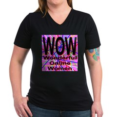 WOW: Wonderful Online Women Shirt