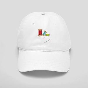 Thread and Needle Baseball Cap