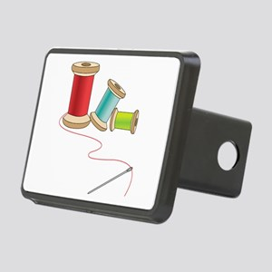 Thread and Needle Hitch Cover
