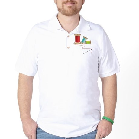 Thread and Needle Golf Shirt