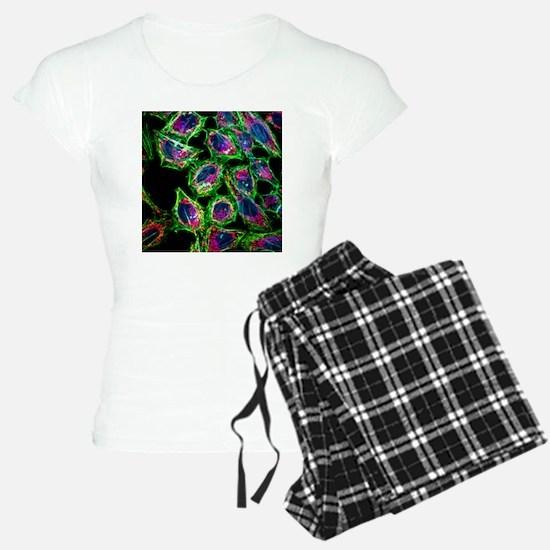 HeLa cancer cells Pajamas