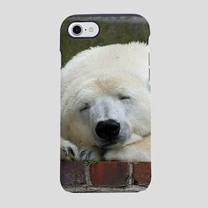 Polar bear 003 iPhone 7 Tough Case