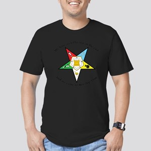 Eastern Star Matthew 2 Men's Fitted T-Shirt (dark)