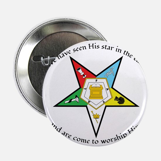 "Eastern Star Matthew 2:2 2.25"" Button"