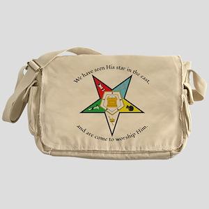 Eastern Star Matthew 2:2 Messenger Bag