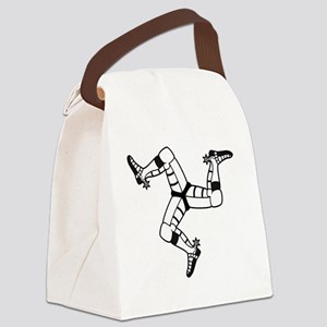 Isle of Man (Triskele) Canvas Lunch Bag