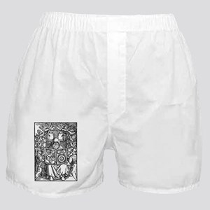 Hermes Trismegistus, Classical god Boxer Shorts