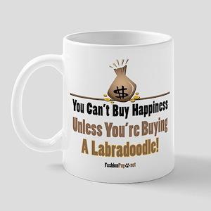 Labradoodle dog Mug
