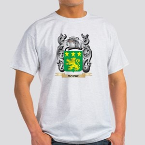 Moore Coat of Arms - Family Crest T-Shirt