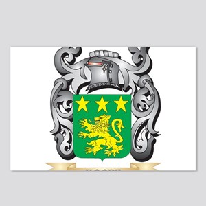 Moore Coat of Arms - Fami Postcards (Package of 8)