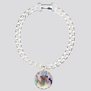 Hip joint replacement, X Charm Bracelet, One Charm