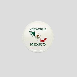 Veracruz, Mexico Mini Button