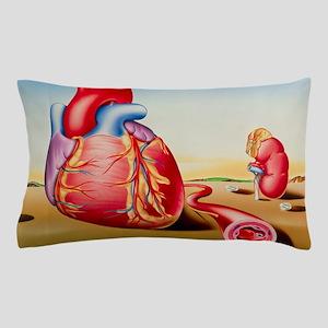 High blood pressure Pillow Case