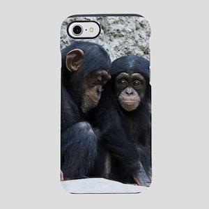 Chimpanzee002 iPhone 7 Tough Case