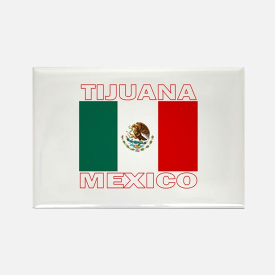 Tijuana, Mexico Rectangle Magnet