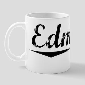 Edmond, Vintage Mug