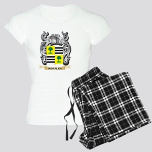 Morales Coat of Arms - Family Crest Pajamas