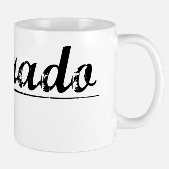 El Prado, Vintage Mug