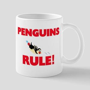Penguins Rule! Mugs