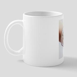 Hospital identification tag Mug