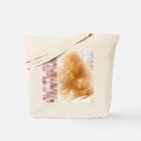 Human cloning Tote Bag