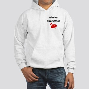 Alaska Firefighter Hooded Sweatshirt