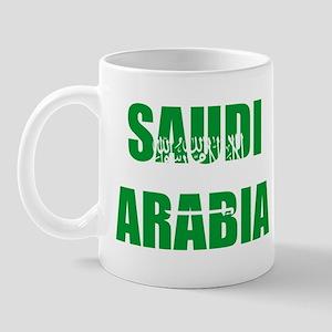Saudi Arabia Mug