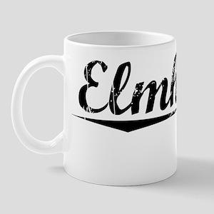 Elmhurst, Vintage Mug