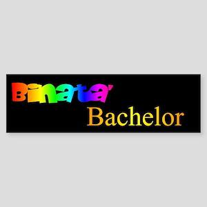 Binata' (Bachelor) Gifts Bumper Sticker